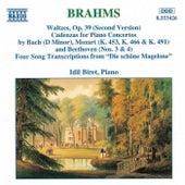 Play & Download Waltzes / Cadenzas / Die schöne Magelone by Johannes Brahms | Napster