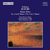 Piano Trios Nos. 2 and 3 by Felicien David