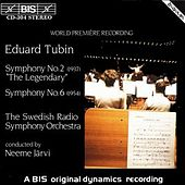 Play & Download Symphony No. 2 / Symphony No. 6 by Eduard Tubin | Napster