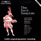 Play & Download Music For Three, Four, and Twenty Lutes by Various Artists | Napster