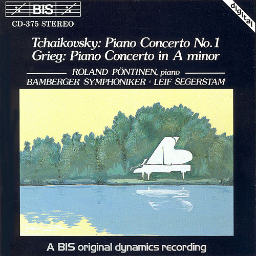 Piano Concerto No. 1 In B Flat Minor / Grieg: Piano Concerto In A Minor by Pyotr Ilyich Tchaikovsky