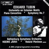 Play & Download Sinfonietta On Estonian Motifs/Symphony No. 7 by Eduard Tubin | Napster