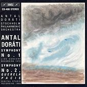 Symphony Nos. 1 and 2 by Antal Dorati