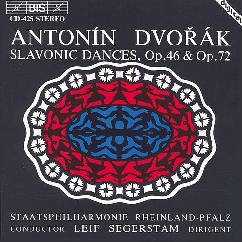 Slavonic Dances, Op. 46 and 72 by Antonin Dvorak