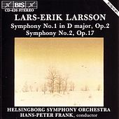 Symphonies Nos. 1 and 2 by Lars-Erik Larsson