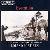 Play & Download Evocation: Legendary Encores by Roland Pontinen | Napster