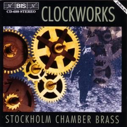 Play & Download Music For Brass Ensemble by Stockholm Chamber Brass | Napster