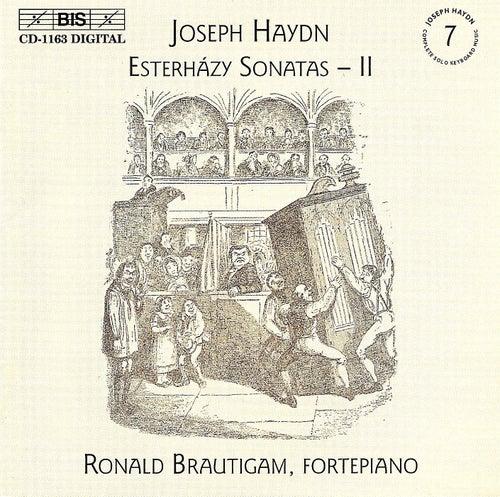 Play & Download Complete Solo Keyboard Music, Vol. 7 - Esterhazy Sonatas Ii by Franz Joseph Haydn | Napster