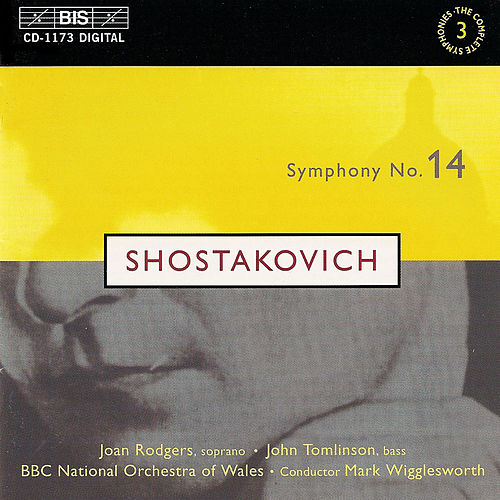 Play & Download Symphony No. 14, Op. 135 by Dmitri Shostakovich | Napster