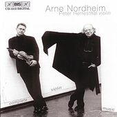 Complete Violin Music by Arne Nordheim