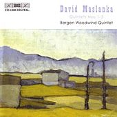 Play & Download Wind Quintets Nos. 1-3 by David Maslanka | Napster