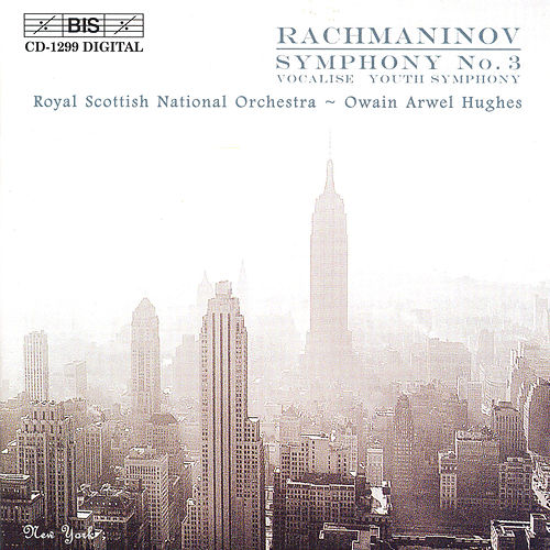 Play & Download Symphony No. 3/Vocalise/Youth Symphony by Sergei Rachmaninov | Napster