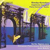 Play & Download Capriccio Espagnol, Op. 34 / Piano Concerto, Op. 30 / Sadko, Op. 5 by Nikolai Rimsky-Korsakov | Napster