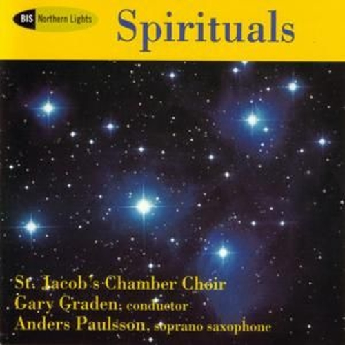 Play & Download Spirituals by St. Jacob's Chamber Choir | Napster