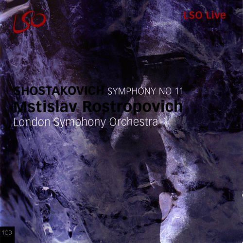 Play & Download Symphony No. 11 'The Year 1905' by Dmitri Shostakovich | Napster