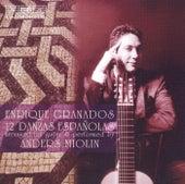 Play & Download Danzas Espanolas, Op. 37 (Excerpts) by Enrique Granados | Napster