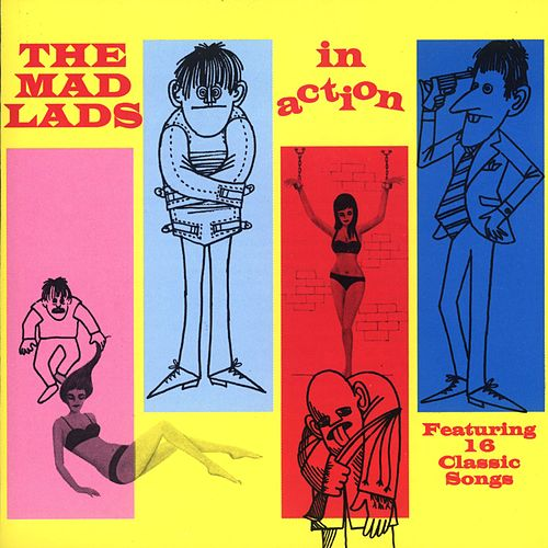 Play & Download In Action by The Mad Lads | Napster