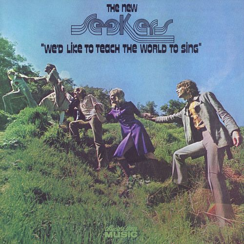 Play & Download We'd Like To Teach The World To Sing by The New Seekers | Napster
