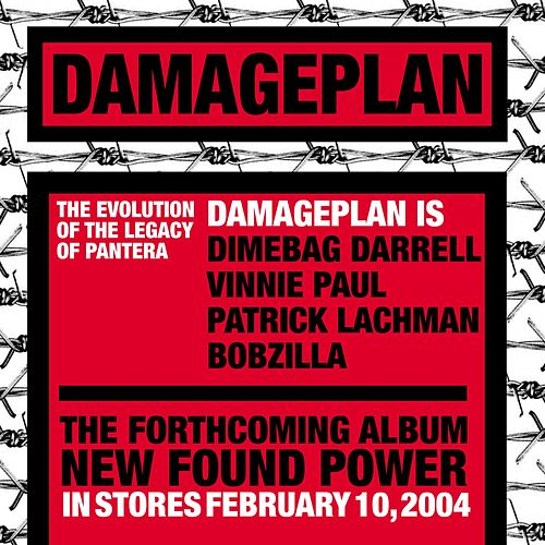 Breathing New Life by Damageplan