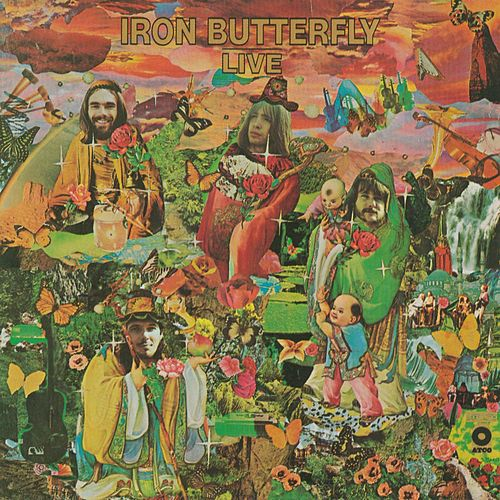 Play & Download Live by Iron Butterfly | Napster