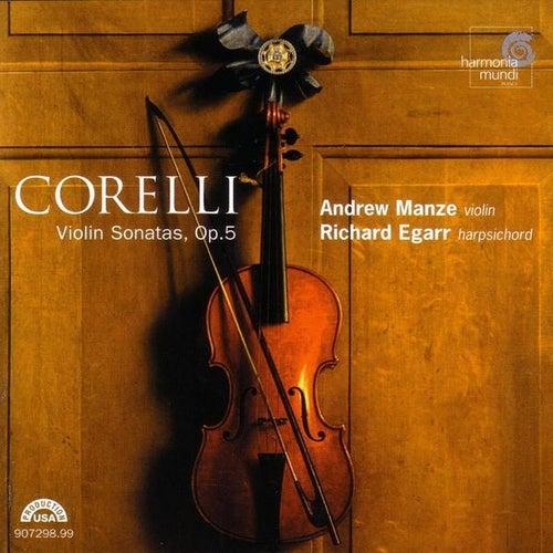 Violin Sonata, Op. 5 by Arcangelo Corelli