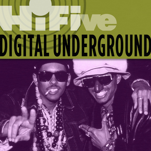 Rhino Hi-Five: Digital Underground by Digital Underground