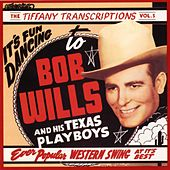 Play & Download Tiffany Transcriptions, Vol. 5 by Bob Wills & His Texas Playboys | Napster