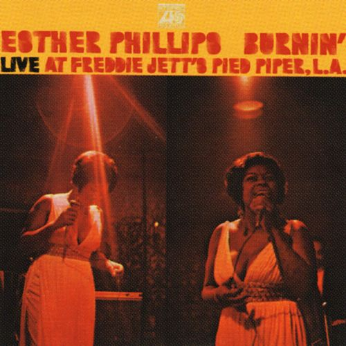 Burnin' by Esther Phillips