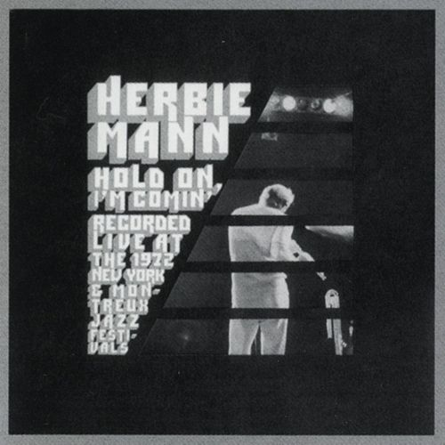 Hold On I'm Coming by Herbie Mann