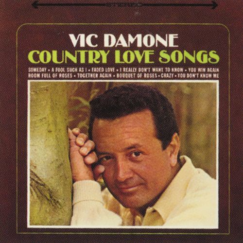Country Love Songs by Vic Damone