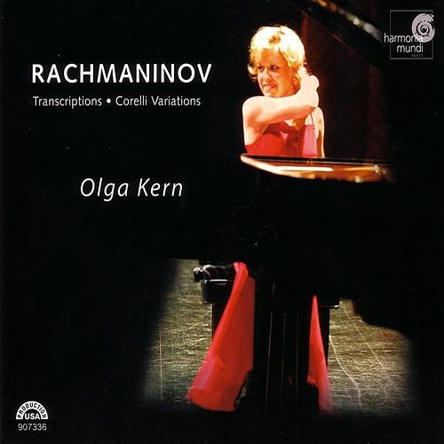 Play & Download Transcriptions/Corelli Variations by Sergei Rachmaninov | Napster