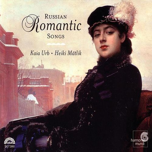 Russian Romantic Songs by Kaia Urb