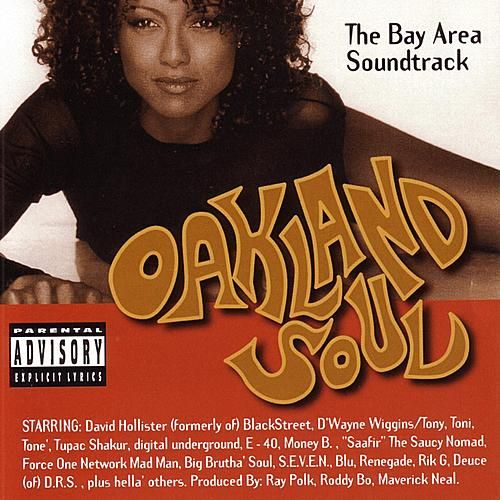 Oakland Soul: The Bay Area Soundtrack by Various Artists