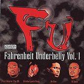 Play & Download Fahrenheit Underbelly Vol. 1 by Various Artists | Napster
