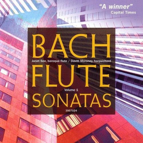Flute Sonatas Volume 1 by Johann Sebastian Bach