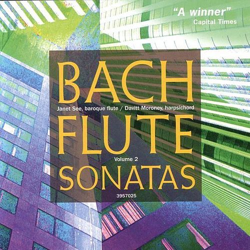Play & Download Flute Sonatas Volume 2 by Johann Sebastian Bach | Napster