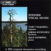 Finnish Vocal Music by Various Artists