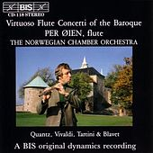 Virtuoso Concerti Of The Baroque by Norwegian Chamber Orchestra