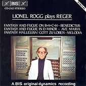 Rogg Plays Reger by Max Reger