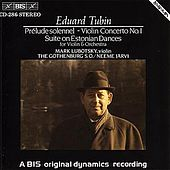 Play & Download Prelude Solennel/Violin Concerto No. 1 / Violin Concerto by Eduard Tubin | Napster
