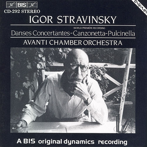 Play & Download Danses Concertantes/ Pulcinella by Igor Stravinsky | Napster
