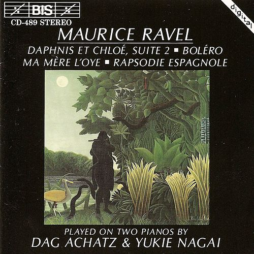 Play & Download Music For 2 Pianos by Maurice Ravel | Napster