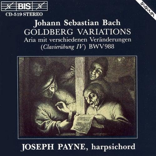 Goldberg Variations, BWV 988 by Johann Sebastian Bach