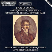 Play & Download Wind Quintets, Vol. 2 by Franz Danzi | Napster