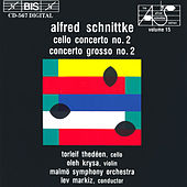 Cello Concerto No. 2/Concerto Grosso No. 2 by Alfred Schnittke