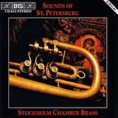 Evald: Brass Quintets Nos. 1-4 by Stockholm Chamber Brass