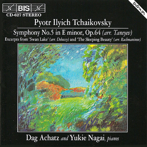 Symphony No. 5 (Arr. For Two Pianos) by Pyotr Ilyich Tchaikovsky