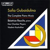 Play & Download Complete Piano Music by Sofia Gubaidulina | Napster