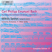 Play & Download Complete Keyboard Concertos, Vol.  9 by Carl Philipp Emanuel Bach | Napster