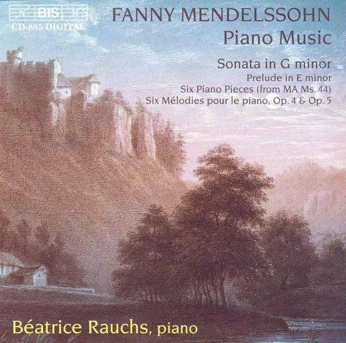 Piano Sonata In G Minor/Six Character Pieces by Felix Mendelssohn